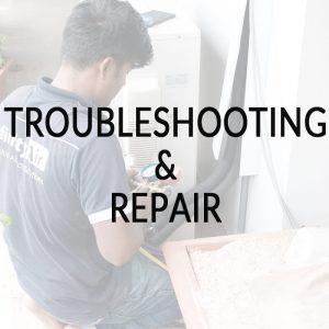 Troubleshooting / Repair