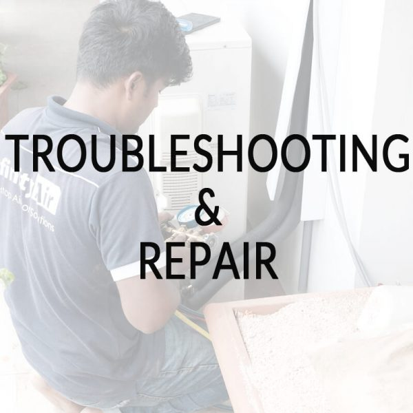 Infinity Air Servicing Troubleshooting and Repair
