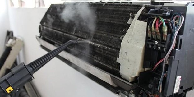 What is Aircon Steam Cleaning?