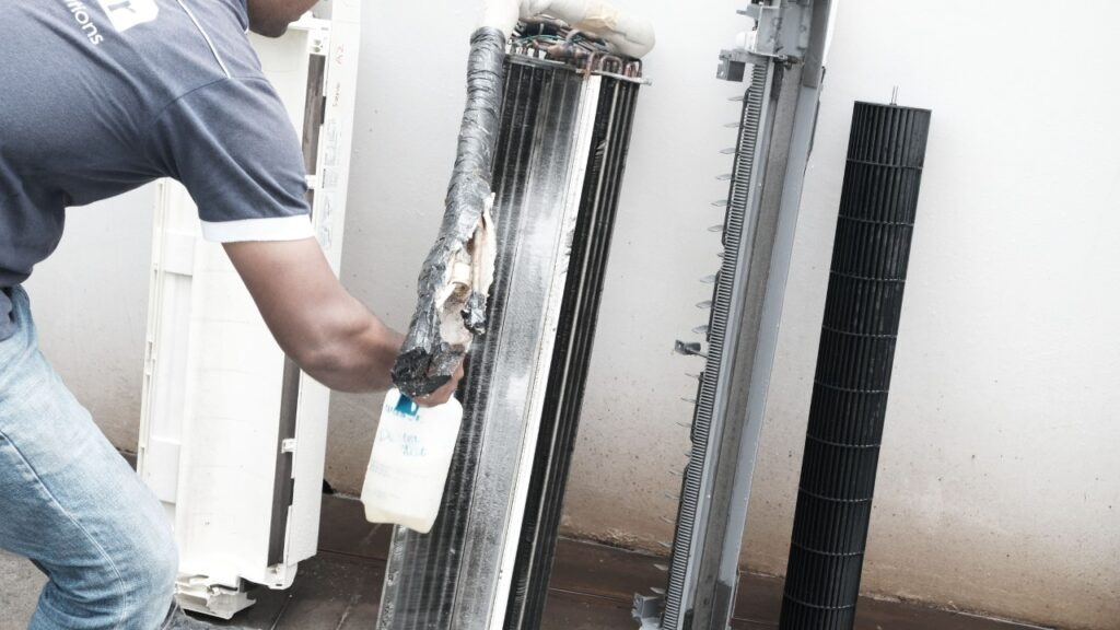 Does your Aircon need a Chemical Overhaul?