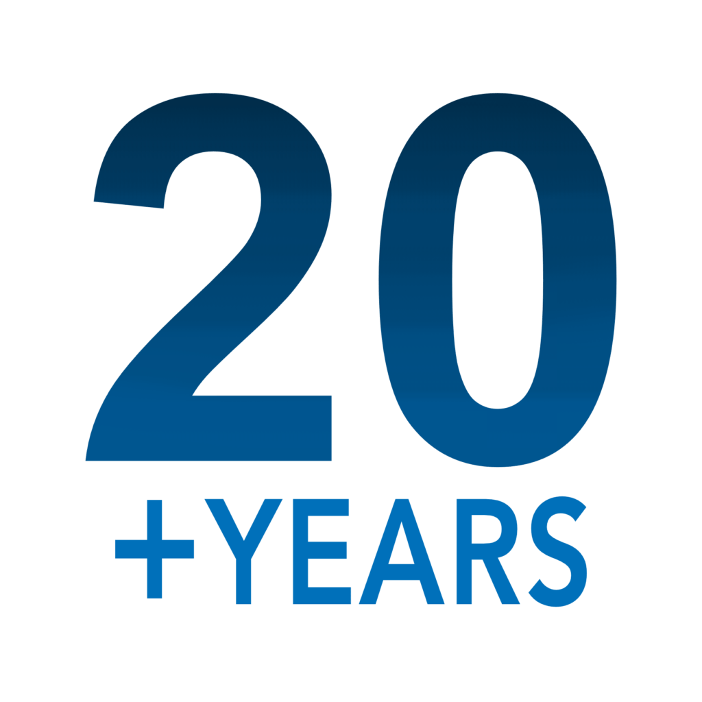 Infinity Air 20 plus years Icon