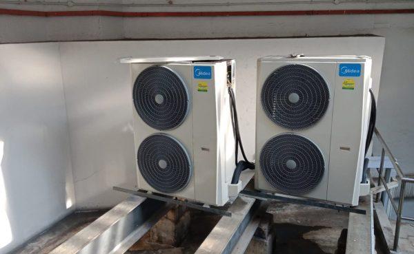 Midea Air-conditioner outdoor condenser